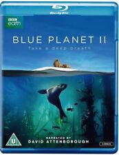 Blue Planet II (2) [Blu-Ray] BBC Series New & Sealed Region 2 UK