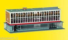 N Gauge Business house mit Shop, Model World 1:160, Kibri 37121