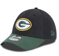 Green Bay Packers New Era NFL Hat 39Thirty Flex Fit Cap Size M/L New