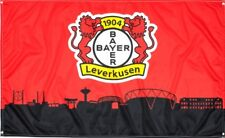 Hissflagge Fahne Bayer 04 Leverkusen 90 x 150 cm Flagge