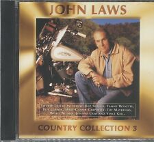John Laws - Vol. 3-Country Collection CD