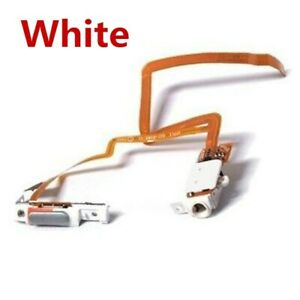 For iPod Classic 6/7th 80/160GB Headphone Audio Jack Hold Switch Flex Cable NEW