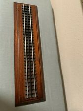 """O Scale Train Display Track with Solid Wood Base Approx. 21.5"""""""