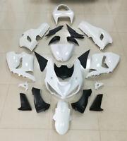 ABS Unpainted Fairing Kit Fit For Kawasaki Ninja ZX6R 636 2005 2006 Plastic Mold