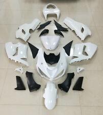 Unpainted Fairing Kit for Kawasaki Ninja ZX6R 636 2005 2006 ABS Aftermarket Set