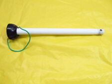 #8 -Used Replacement Ceiling Fan Hanger/Mounting Tube w/Ball/Ground Wire/Parts