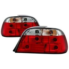 Spyder 5000651 Crystal Tail Lights Black For 1995-2001 BMW 750iL 2pc NEW