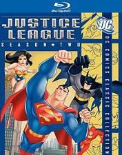 Justice League of America: Season 2 Blu-Ray Butch Lukic(Dir)