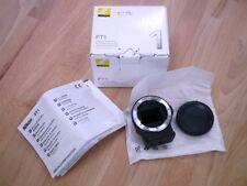 Nikon Mount Adapter FT1(Compatible NIKKOR F Mount Lenses)