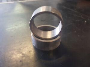 Distanziale in acciaio  da int.ø 45mm - est.52mm -H19mm