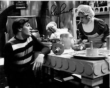 PETER PURVES hand-signed DOCTOR WHO 8x10 closeup scene w/ UACC RD COA authentic