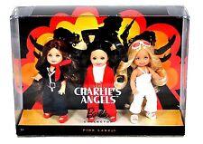 2009 Barbie Collector  Charlie's Angels 3 Dolls 'Farrah Kate Jaclyn'