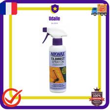 Spray-on Spray imperméabilisant pour vêtements de pluie Nikwax TX.Direct