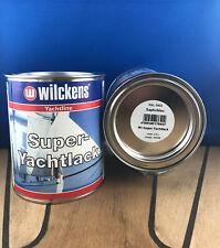 Wilckens Super Yachtlack 750ml Bootslack Farben Yachtline Rabatt Holz GFK Metall