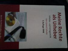 meine Rechte als Urheber 3423052910Fachliteratur Wirtschft