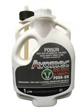 Avomec Plus Cattle Pour-On Drench 1 litre, External & Internal Parasiticides