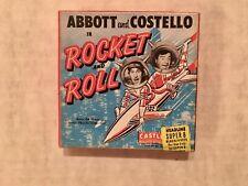 Abbott & Costello Rocket And Roll Castle Films Super 8mm Headline