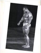 bodybuilder Mr Olympia SERGIO OLIVA bodybuilding muscle Photo B&W reprint