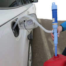Diesel Fuel Electric Battery Syphon Pump Hand Gas Oil Water Fish Tank Aquarium