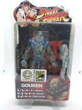 SOTA Street Fighter SDCC Exclusive Translucent Variant Gouken Action Figure A38