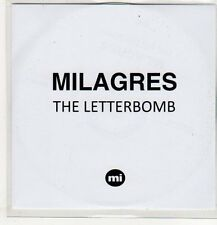(EP617) Milagres, The Letterbomb - 2013 DJ CD