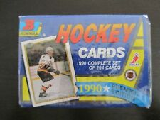 1990-91 Bowman Factory Sealed NHL Hockey Cards Set of 264 cards Premier Edition