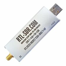 RTL-SDR Blog R820T2 RTL2832U 1PPM TCXO SMA Software Defined Radio (Dongle
