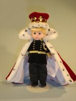 Madame Alexander Prince Phillip Doll 33495 Limited Edition Jubilee Coronation