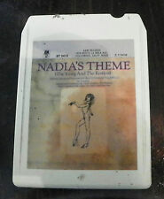 Nadia's Theme  The Young & the Restless  8 Track Cartridge Tape (RP)