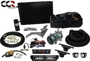 Universal Street / Hot Rod Vintage Air Gen II Super Complete A/C Kit Heat/Cool
