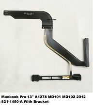"""Apple MacBook Pro A1278 13"""" Hard Drive Cable 2011-2012 821-1480-A with bracket"""