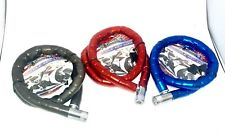 Bike Bicycle Lock Cable Anti-Theft Lock Heavy Duty Combination Chain Padlock