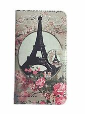 Smartphone Nano Flip Case For wileyfox Spark - 360 roses Paris 3