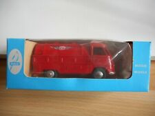 "Budgie Toys VW Volkswagen Transporter T1 ""ESSO"" in Red in Box"