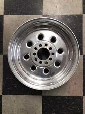 Single Weld Draglite 15x6 Chevy Ford 5 Lug Pattern Wheel