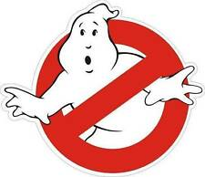 "Ghostbusters Movie bumper sticker, wall decor, vinyl decal, 9""x 10"""