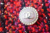 100% Authentic Chanel Buttons 6 pieces logo cc 18 mm💋 💜💜💜💜💜💜💜💜💜💋