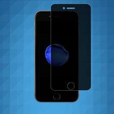Apple iPhone 7 plus Privacy cristal blindado mirada protección de vidrio contra lámina de vidrio real