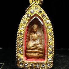 Old Phra Rod,Kru Wat Mahawan ,Lamphun ,Phim Yai ,Thai Buddha Amulet ,1