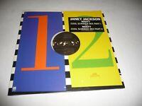 "12"" Janet Jackson - Nasty:Cool Summer Mix (Parts 1 & 2)  USA (SEALED)"