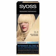 Syoss Professional Performance 13-0 Ultra Lightener Permanent Hair Dye Color