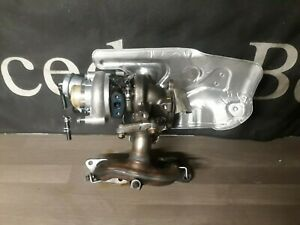 *NEW* SMART 451 PETROL TURBO WITH MANIFOLD AND ACTUATOR