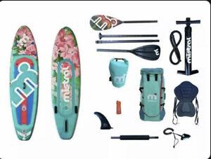 ✅ gewerblich ✅Mistral SUP Floral Stand Up Paddle Board inkl. Zubehör 320cm ✅
