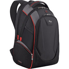 """SOLO 17.3"""" Laptop Backpack - Black Business & Laptop Backpack NEW"""