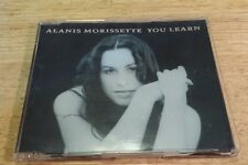 You Learn [Single] by Alanis Morissette (CD, Jul-1996, Maverick) UK IMPORT W0334