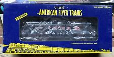 American Flyer 6-48418 PROTEX 3 Dome Tankcar / S Gauge / Box