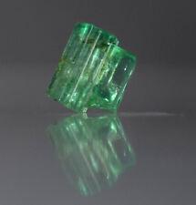 Natural  Emerald Green Crystal specimen Gem rough Top Quality Afghanistan