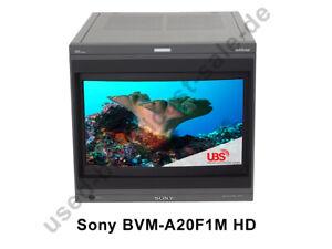 Sony HD-Monitor BVM-A20F1M
