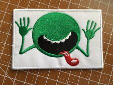 """HITCHHIKERS GUIDE TO THE GALAXY  3.5"""" Embroidered Movie Patch FREE SHIPPING"""