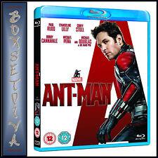 ANT MAN - MARVEL - Paul Rudd *BRAND NEW BLU-RAY***